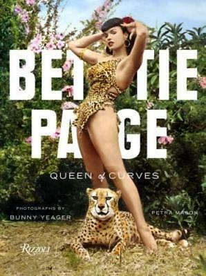 Bettie Page: Queen of Curves by Petra Mason: Used
