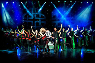 """Night of the dance"" - Samstag, 5. Jänner 2019 - Brucknerhaus Linz - 1 Ticket"