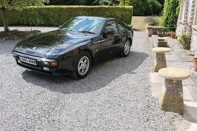 1988 PORSCHE 944 COUPE AUTOMATIC,65K MILES,FSH & 19 Service stamps in the book!