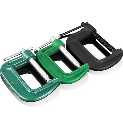 Heavy Duty G/C Clamp Woodworking Clip Fixed Iron/Steel Frame Welding Tools