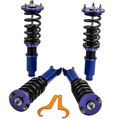 SUSPENSION NEW Coilover KIT STREET SPEC FIT HONDA ACCORD 3.5 V6 08~12 COILOVERS