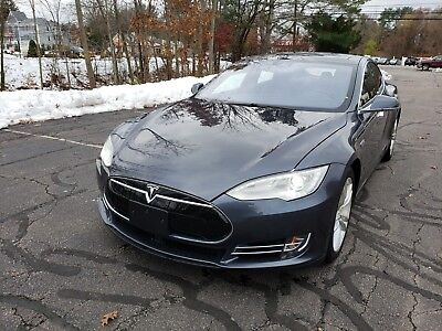 2016 Tesla Model S 4dr Sedan AWD P90D W/Autopilot Convenience Feature 2016 Tesla Model S Sedan AWD P90D W/Autopilot Convenience Feature Ludicrous Mode