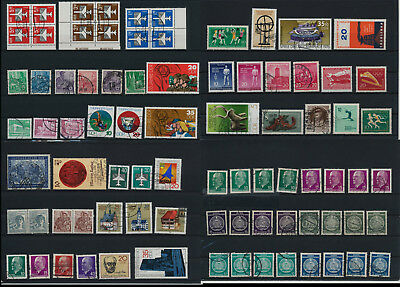 Stamps of Old Germany, DDR, Alliierte Besatzung, used,  great Lot (DDR 43)