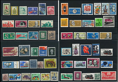 Stamps of Old Germany, DDR, Alliierte Besatzung, used,  great Lot (VW 15)