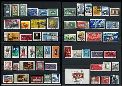 Stamps of Old Germany, DDR, Alliierte Besatzung, used,  great Lot (VW 17)