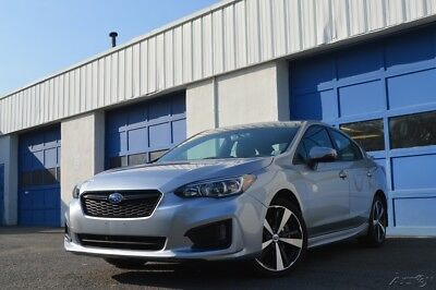 2017 Subaru Impreza 2.0i Sport Full Power Options Special Wheels & Interior Rear View Camera Touch Screen &More
