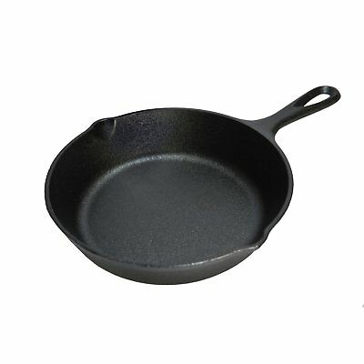 Lodge cast iron skillet frying pan 6.5 inches cookware seasoned logic