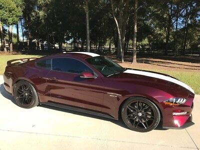 2018 Ford Mustang GT PREMIER WHIPPLE SUPERCHARGED 852 HP, 10 SPEED, PREMIUM 401A, MAGNE-RIDE, ACTIVE EXHAUST