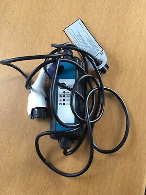 Original - Mitsubishi Outlander PHEV Mains Charging Cable. Type 1 Charger