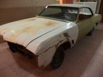 1966 Buick Skylark GS 2-DR HARDTOP 1966 BUICK SKYLARK GS 2-DR HARDTOP PROJECT,NUMBERS MATCHING FACTORY BOXED FRAME