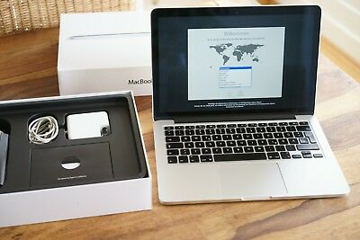 "Apple MacBook Pro 13"" Retina, 2,8 GHz Intel Core i7, 1TB (SSD - Flash), 16 GB"