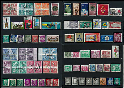 Stamps of Old Germany, DDR, Alliierte Besatzung, used,  great Lot (DDR 5)