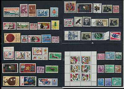 Stamps of Old Germany, DDR, Alliierte Besatzung, used,  great Lot (AA 3)