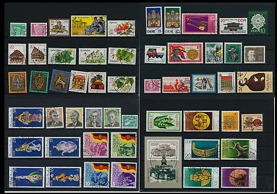 Stamps of Old Germany, DDR, Alliierte Besatzung, used,  great Lot (DDR 71)