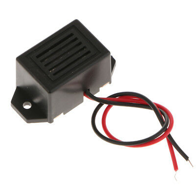 New DC3V Miniature Mechanical Electronic Buzzer,Speaker,Sounder with Diver
