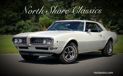 1968 Firebird -FACTORY 400CI/-4Speed-RELIABLE MUSCLE CAR- SEE VI White Pontiac Firebird with 82,473 Miles available now!