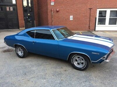 1969 Chevelle -BIG BLOCK 454 PS PB AUTO CRAGERS NICE PAINT RELIA 1969 Chevrolet Chevelle