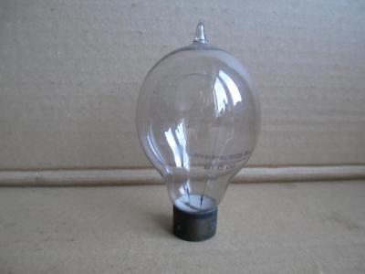 Vintage The Edison-Swan, 'nipple' Light Bulb. 60 Q 16, 220V.