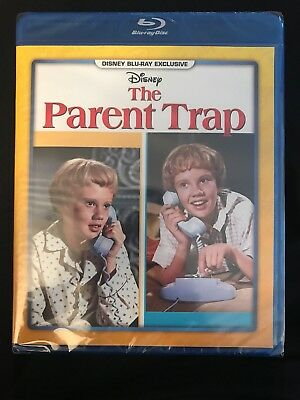 The Parent Trap (1961) Blu-Ray Disney Movie Club DMC Exclusive Brand New