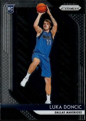 2018-19 Panini Prizm Base Rookie Rc Singles - You Pick & Complete Your Set