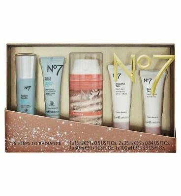 No7 Beautiful skin collection Gift Set NEW Boxed SALE
