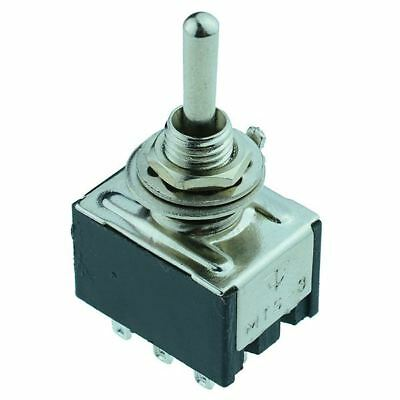 On-Off-On Miniature Mini Toggle Switch 3PDT
