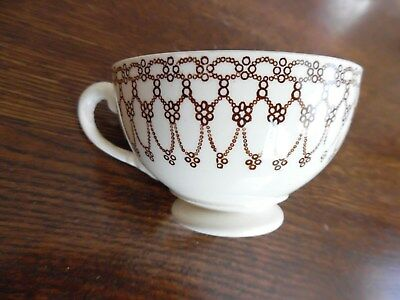 Myott Son & Co England Bonnie Dundee coffee cups