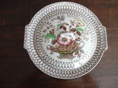 Myott Son & Co England Bonnie Dundee soup tureen