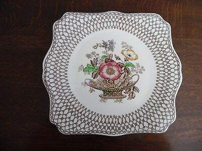 Myott Son & Co England Bonnie Dundee Serving Platter