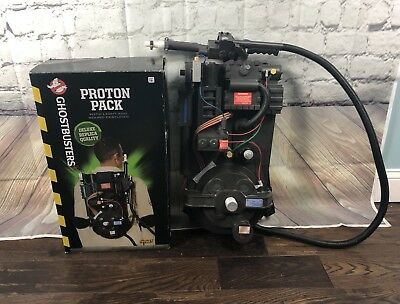 Spirit Halloween Ghostbusters Proton Pack, Deluxe Replica; With Box