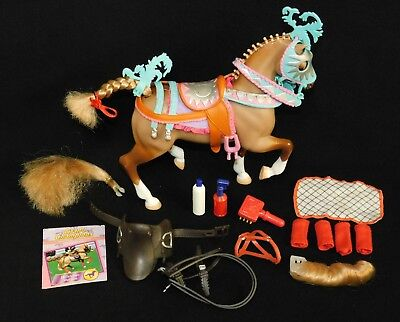 Grand Champions Holsteiner 2-in-1 Fashion Dressage & Circus Parade Tack Vintage