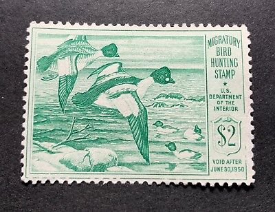 WTDstamps - #RW16 1949 - US Federal Duck Stamp - NG