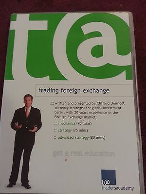Trading Foreign Exchange  (Tradersacademy) (CD Rom) from Private collection