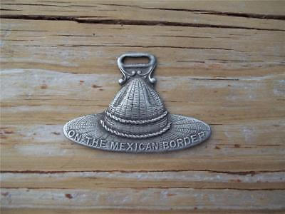1916 Mt Gretna Pa Military Guard Mexican Hat Watch Fob! On The Mexican Border