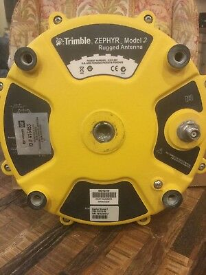 Trimble Zephyr Model 2 GPS/GNSS Rugged Antenna PN: 65212-00