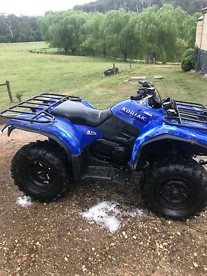 Yamaha Quad Bike