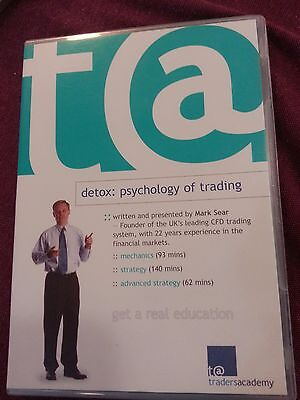 Detox: Psychology of Trading (Tradersacademy) (CD Rom) from Private collection