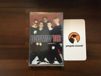 Backstreet Boys - Backstreet Boys Cassette Tape Korea Edition Sealed