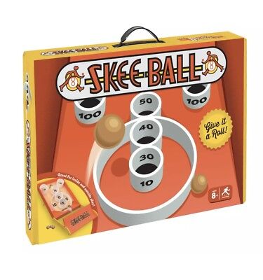 SkeeBall The Classic Arcade Game Free 2 Day Shipping Get It B4 Christmas