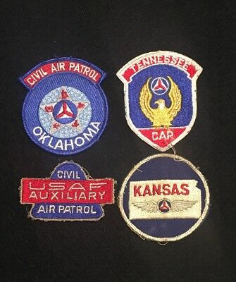 Civil Air Patrol Patch Group