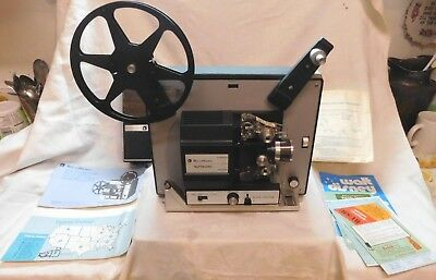 Bell & Howell, Autoload 462A, Super 8 Projector, Good Condition, Works