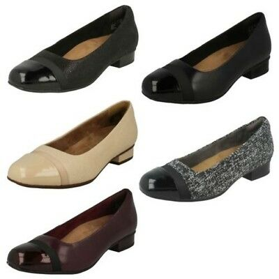 Women's Shoes Neenah Femmes Non Structurées Par Clarks à Enfiler Chaussures élégantes Clothing, Shoes & Accessories