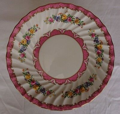Beautiful Staffordshire Cake Tray / Plate Made in England