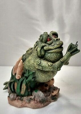 Character Collectibles - Rare Pete Apsit Frog - Surprise
