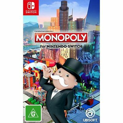 Monopoly Nintendo Switch Brand New FAST DISPATCH