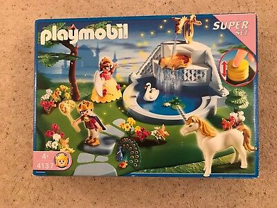 TUYAU BLANC SUPERSET FONTAINE ROYALE PLAYMOBIL 4137 REF 30898940