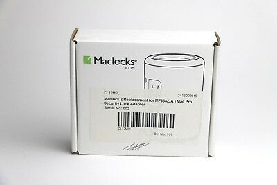 CL12MPL Maclocks - Security bracket for Apple Mac Pro (Late 2013) - CL
