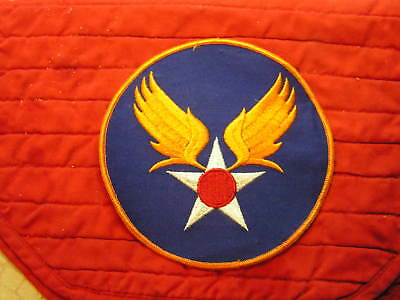 SUPERB US WW2 500TH BOMB SQUADRON PATCH AAF A2 JACKET ARMY AIR FORCE