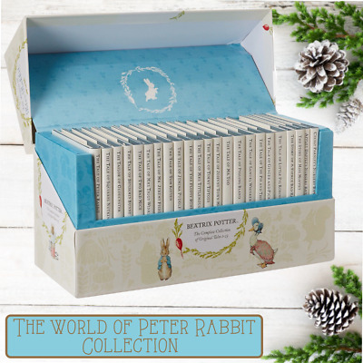 The World of Peter Rabbit Complete Collection - 23 Book Box Set - Beatrix Potter