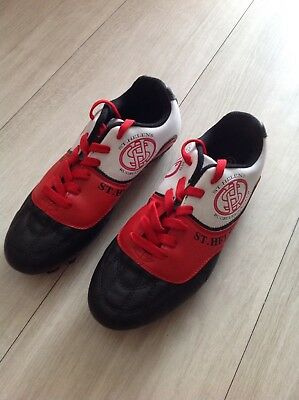 St Helens rugby league Boys Rugby Boots Size UK3 new